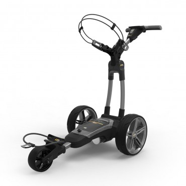 POWAKADDY FX 7 GPS Carro Eléctrico Golf Litio 36 GunmetalCarros Eléctricos Golf