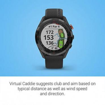 Garmin Approach S62 Smartwatch Golf BlackRelojes GPS y Medidores