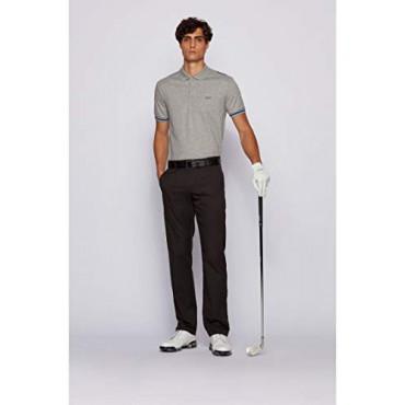 BOSS Paule 2 Camisa Polo, Gris Claro para HombreInicio