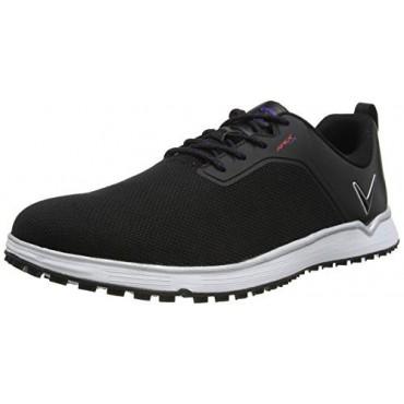 CALLAWAY M583 Apex Lite, Zapatos de Golf para Hombre, NegroZapatos Golf Hombre