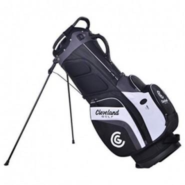 Cleveland Golf Bolsa de Tripode BLK/CHR/WhtBolsas Golf Stand (trípode)