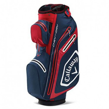 Callaway Golf Chev Dry 14 Bolsa para Carro, Color Navy/RedBolsas Golf Cart