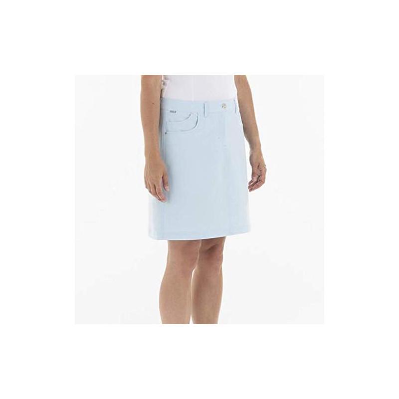 Nivo Falda Modelo Marika Skort, Mujer, Talla 8, AzulRopa de Mujer