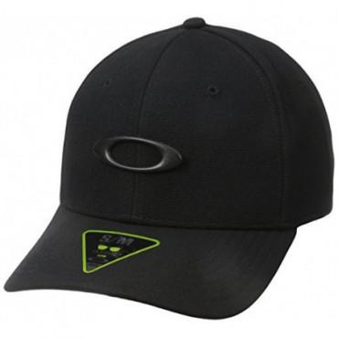 Oakley Tincan Gorra Golf Color Black/Carbon Fiber, talla L - XLGorras y viseras Golf
