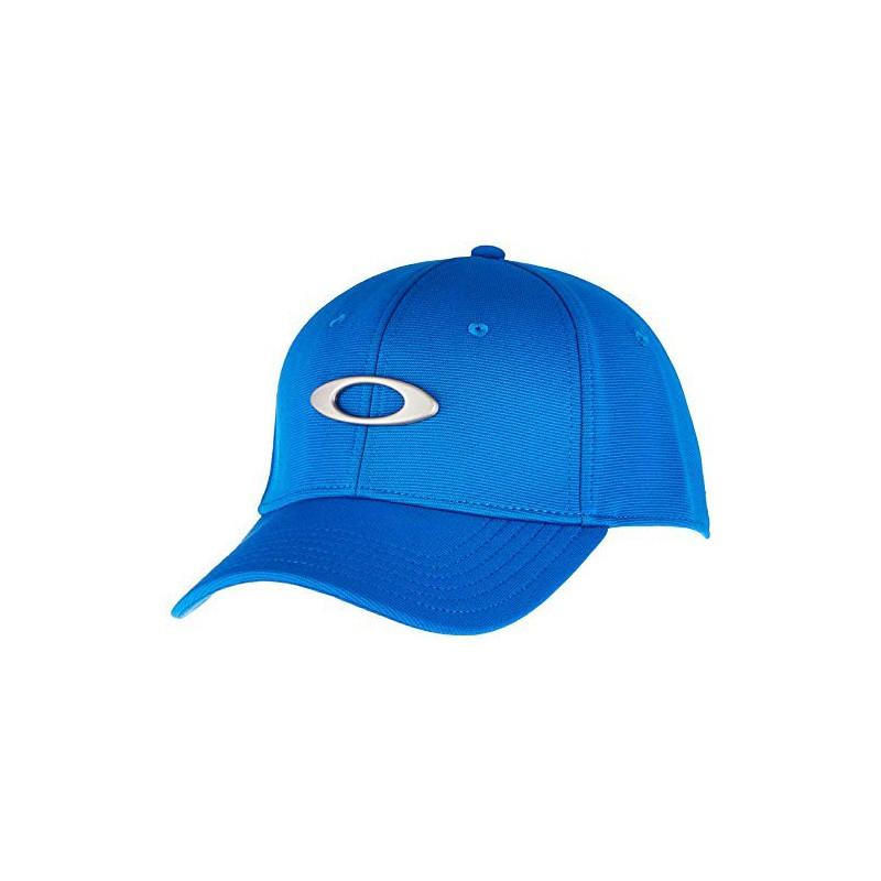 Oakley Tincan Gorra Golf para Hombre, Azul, Talla L/XLGorras y viseras Golf