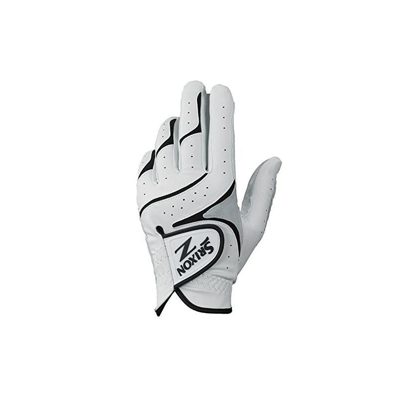Srixon All Weather Microfiber Guantes de Golf, Mujer, BlancoGuantes Mujer