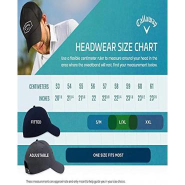 Callaway Golf Stitch Magnet Gorra Ajustable para Hombre, Rojo.Gorras y viseras Golf