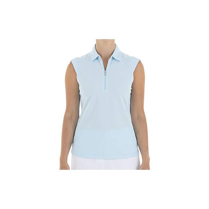Nivo Polo Nikki Golf, Mujer, Azul Turquesa, Talla MRopa de Mujer