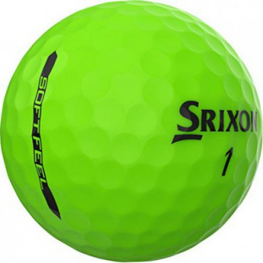 Srixon Soft Feel 12 Brite VerdeBolas Golf