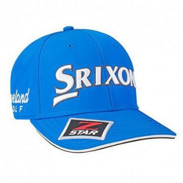Srixon Gorra de Golf para Hombre Ajustable, Azul eléctrico/BlancoGorras y viseras Golf