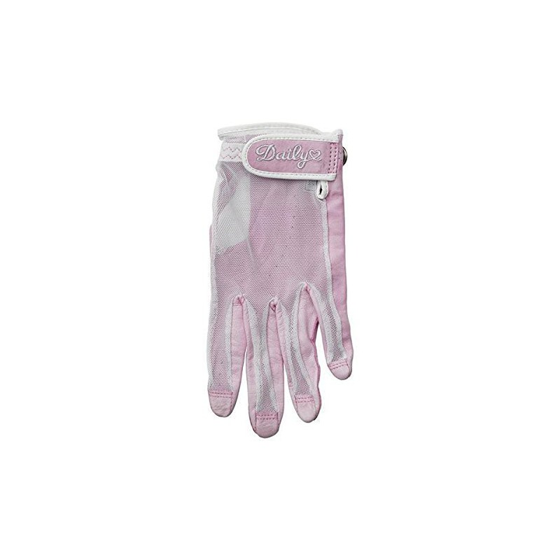 Daily Sports, Guante de Golf Solar, Mujer LH Rosa, Talla MGuantes Mujer
