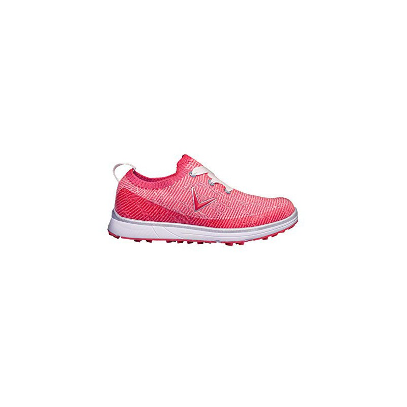 CALLAWAY W636 Solaire-Lady, Zapatos de Golf para Mujer, Rosa, 36.5 EUZapatos Golf Señora
