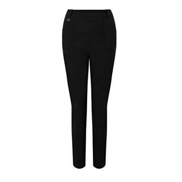 Callaway Pantalon Largo de Golf para Mujer, Negro M32-M32Ropa de Mujer
