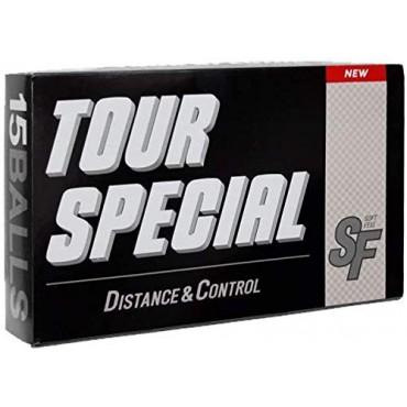 Srixon Tour Special SF 15 Bolas 4 Capas De Golf, BlancoBolas Golf