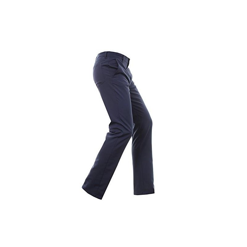 Callaway Thermal 5 Pocket Pantalones de Golf, Hombre, AzulRopa de Caballero