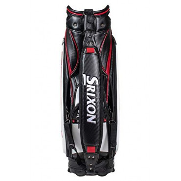 Srixon Golf- Bolsa de Personal de Tour - 12107915, Rojo/Negro/BlancoBolsas Golf Cart