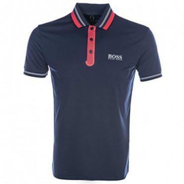 Boss Paddy Pro 1 - Polo para hombre, color azul marinoInicio
