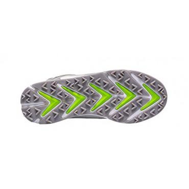 Callaway HALO Pro, Zapatillas de Golf Mujer Blanco/PlataZapatos Golf Mujer