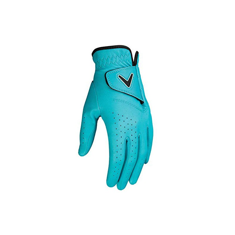 Callaway Gloves Guantes, Hombre, Azul Verdoso, LargeGuantes Mujer