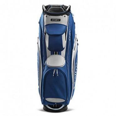 Callaway Golf Chev 14+ Bolsa para Carro Azul/PlateadoBolsas Golf Cart