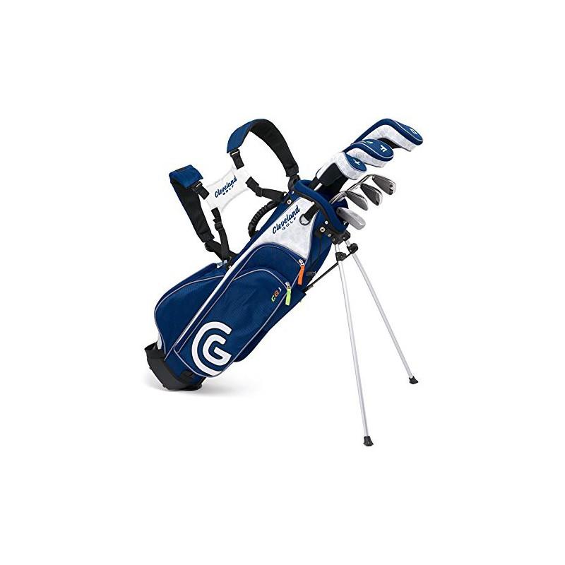 Cleveland Golf Juego de Palos de Golf para Niños (7-9 años)Set Completos Golf Junior
