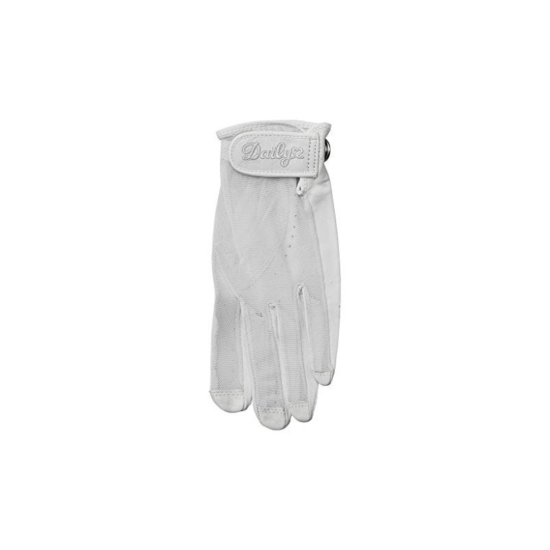 Daily Sports, Guante de Golf Solar, Mujer, BlancoGuantes Mujer