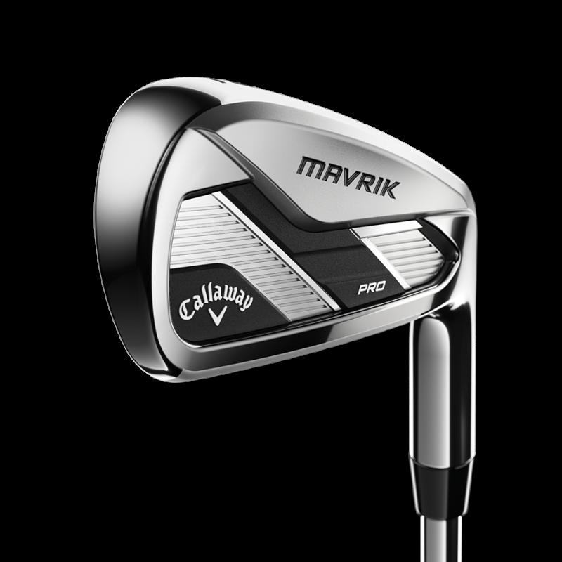Callaway Mavrik Pro Set 6 Hierros Grafito StiffSet Hierros Golf
