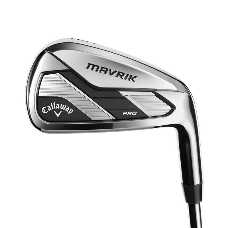Callaway Mavrik Pro Set de 7 Hierros Acero StiffSet Hierros Golf