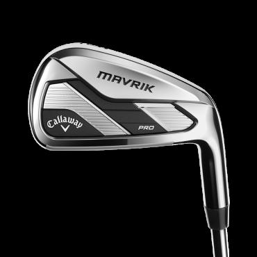 Callaway Mavrik Pro Set de 6 Hierros Acero StiffSet Hierros Golf