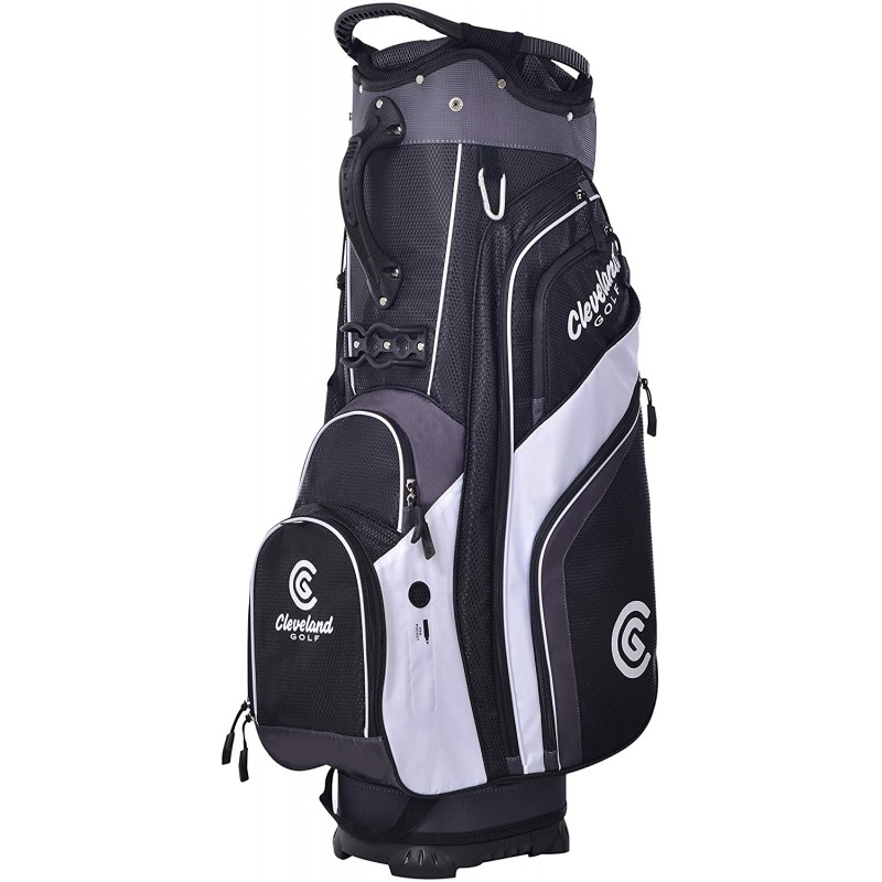 Cleveland Golf Bolsa Cart Black/Charcoal/WhiteVER SÚPER OFERTAS BLACK FRIDAY (Pinchar para Acceder)
