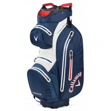 Callaway Golf Hyper Dry 15 Bolsa para Carro, Color Navy/WhiteBolsas Golf Cart