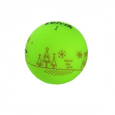 Juego de 4 Bolas de Navidad Volvik - Set de RegaloIdeas para regalar
