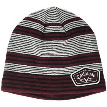Callaway Winter Chill Gorro punto para Hombre GranateGorros de lana