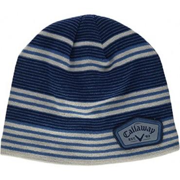 Callaway Winter Chill gorro de punto para Hombre AzulGorros de lana