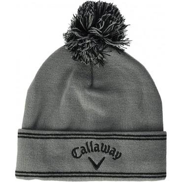 Callaway Classic Gorro de punto para Hombre GrisGorros de lana