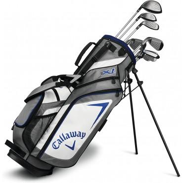 Callaway Golf Set XT (Teen de 11-14 años) - Juego de Palos CompletoSet Completos Golf Junior