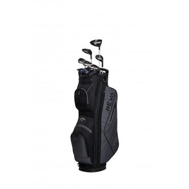 Callaway Reva 8 piezas BLACK - Juego Palos Para MujerSet Completos Golf