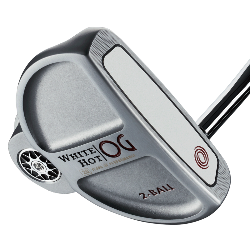 Odyssey White Hot OG Putter Golf Mod. 2-BALLInicio