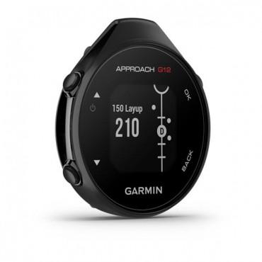 GARMIN APPROACH G12Relojes GPS y Medidores