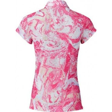 Daily Sports Adelina Cap Polo Shirt Fruit PunchRopa de Mujer