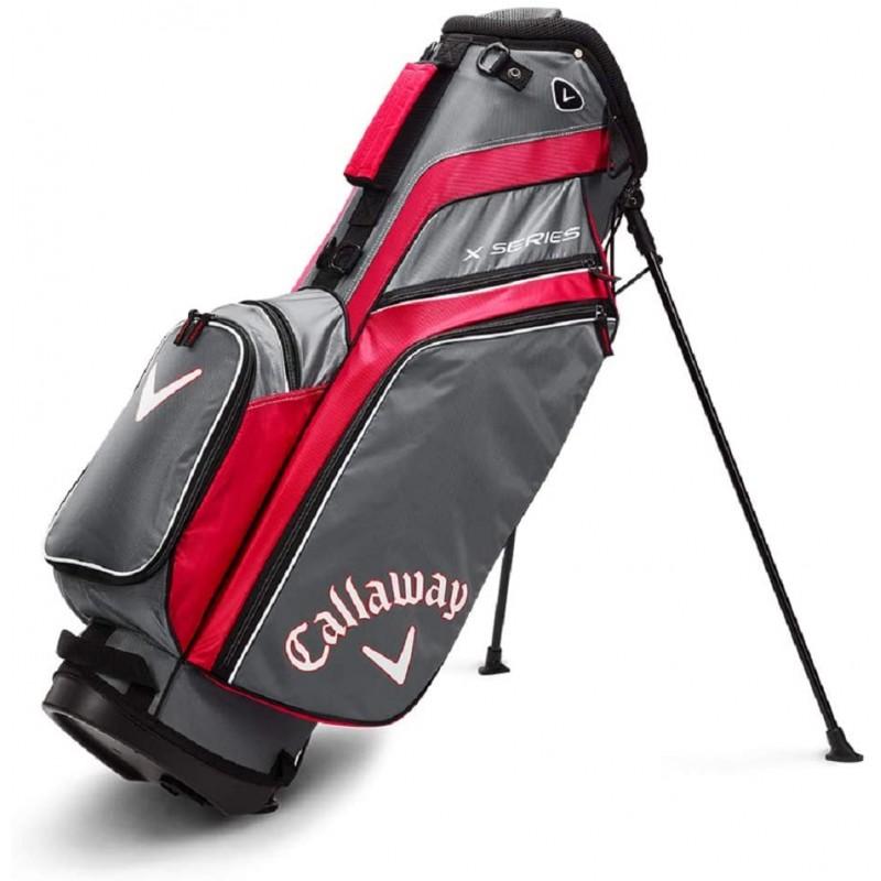 Callaway X Series 2019 Bolsa Golf Hombre RojoInicio