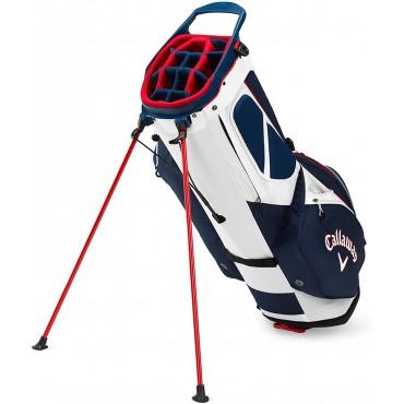 Callaway Fairway 14 Bolsa Carrito Golf con trípode Unisex adulto Navy/White/RedInicio