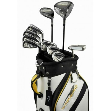 Callaway Golf Set Warbird 2021 Set Completo Grafito HombreSet Completos Golf