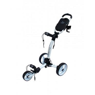 Axglo Trilite Carro de Golf BlancoCarros Manuales Golf