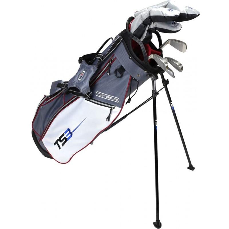 "US Kids Golf Tour Series TS Starter Set de 7 piezas de acero talla 60""Set Completos Golf Junior"