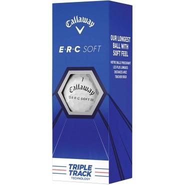 CALLAWAY BOLAS DE GOLF ERC SOFT TRIPLE TRACK 2021Bolas Golf
