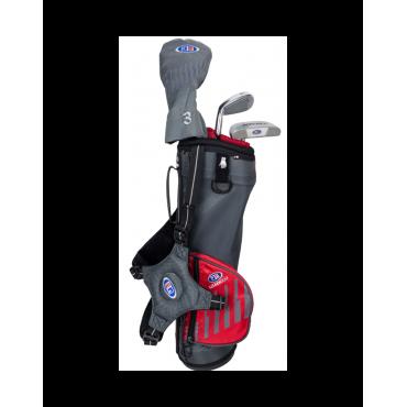 U.S.KIDS ULTRALIGHT SET US39 (BOLSA + 3 PALOS)Set Completos Golf Junior