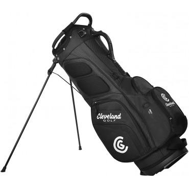 Cleveland Golf Bolsa de Tripode Saturday BlackBolsas Golf Stand (trípode)