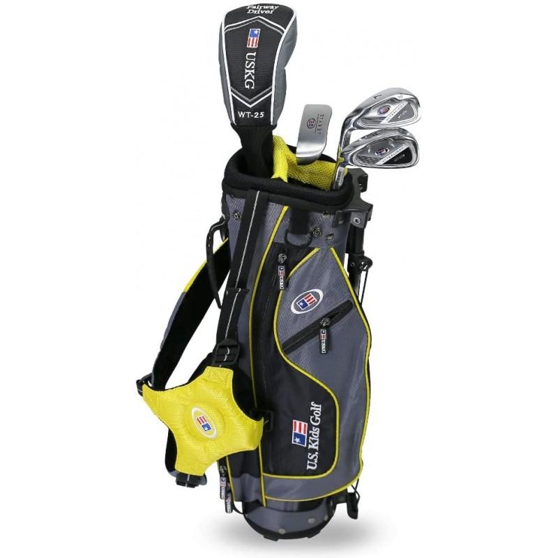 U.S.KIDS 2017 ULTRALIGHT SET US42 (BOLSA + 4 PALOS)Set Completos Golf Junior