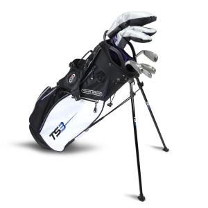US Kids Golf TS3 Set 7palos acero+bolsa Tour Series 2018Set Completos Golf Junior